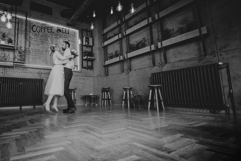First dance in Loft Lounge and Bar Novi Sad