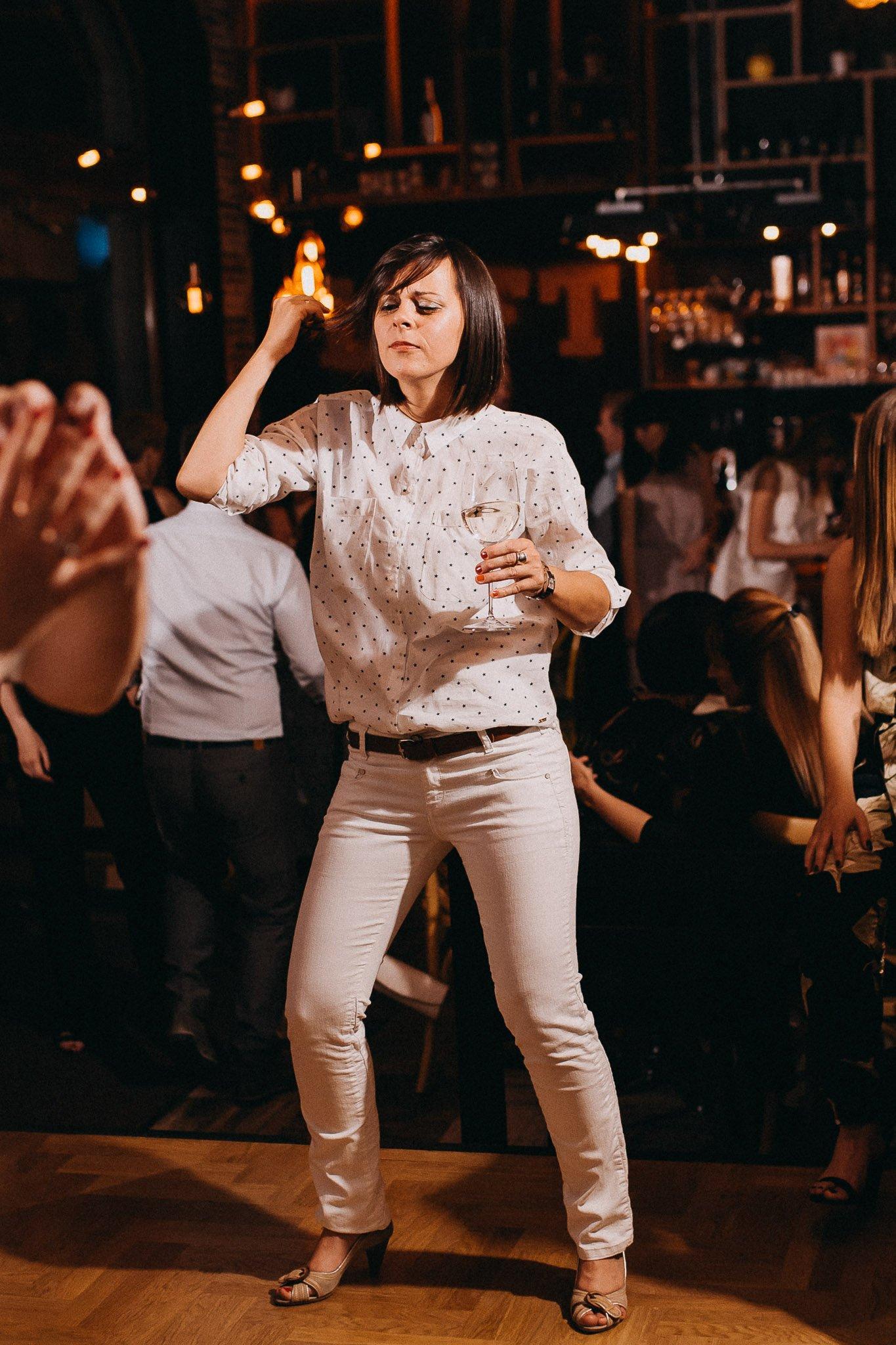 First dance in Loft Lounge and Bar Novi Sad